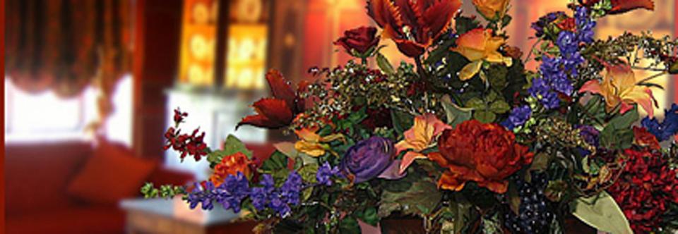 Creative Silk Flowers