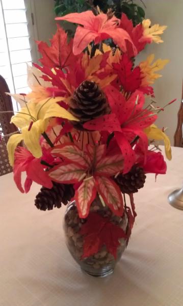 fall-arrangement